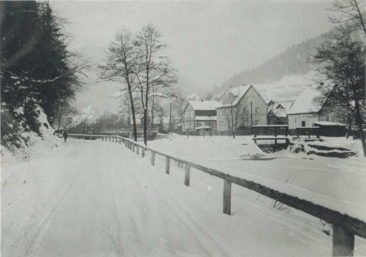 Der kalte Winter 1962/63